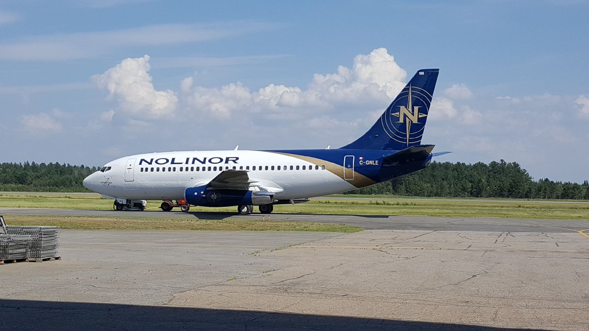 C-GNLE Nolinor Aviation